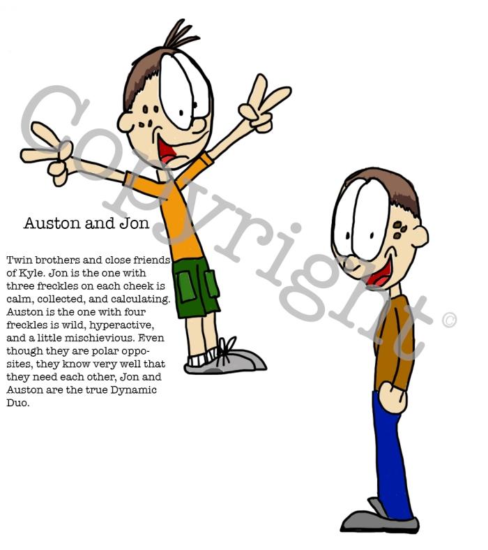Jon&Auston bio
