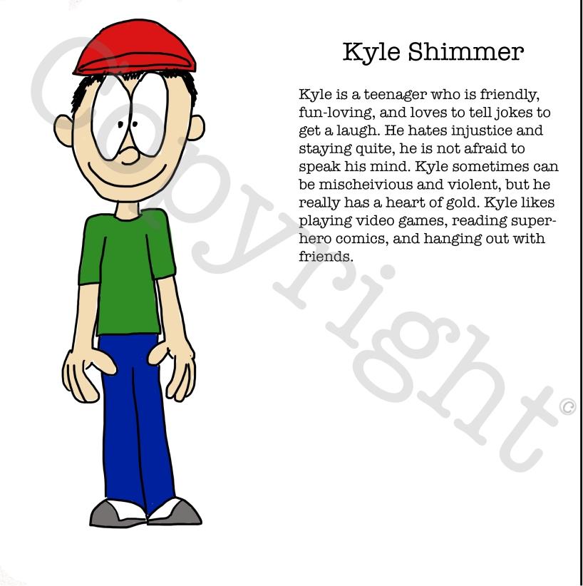 Kyle Shimmer bio