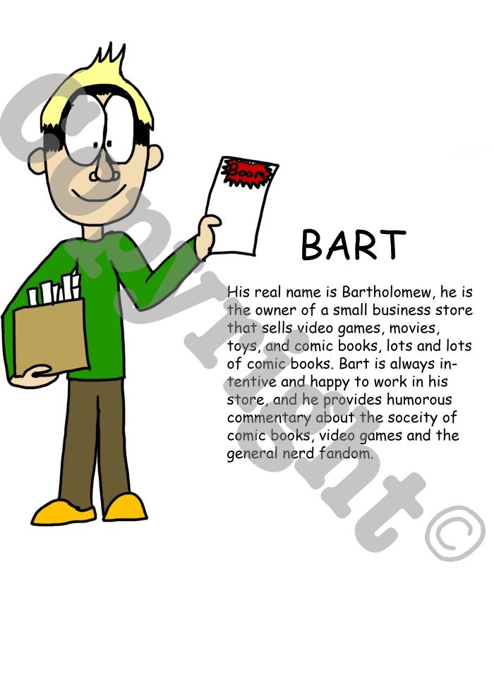 Bart Bio