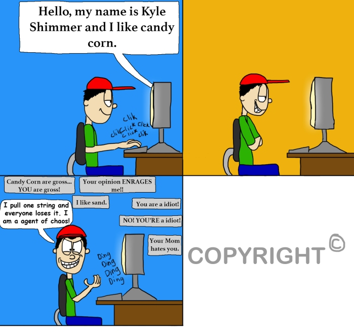 Kyle Trolling